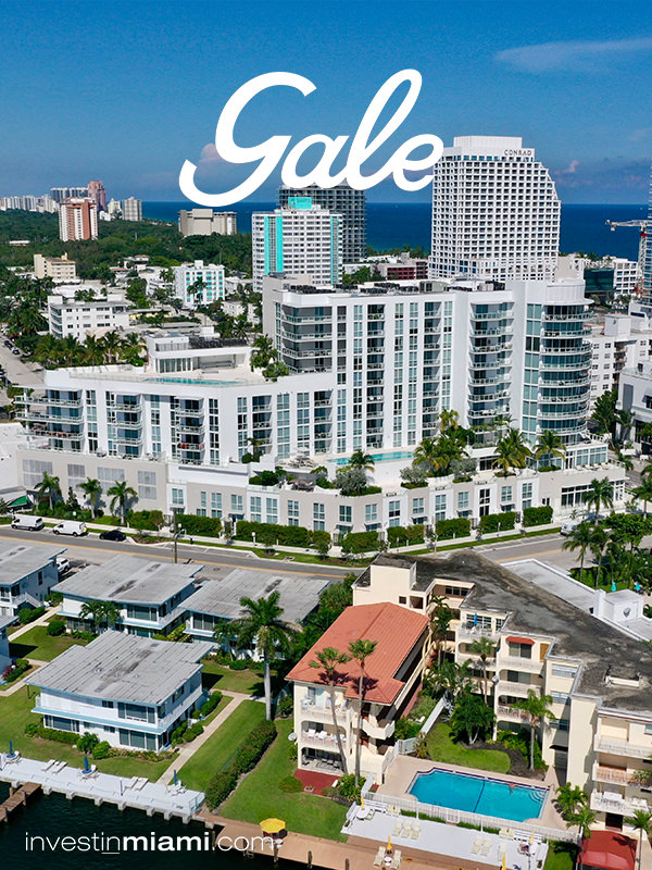 Gale Fort Lauderdale Portrait Ad