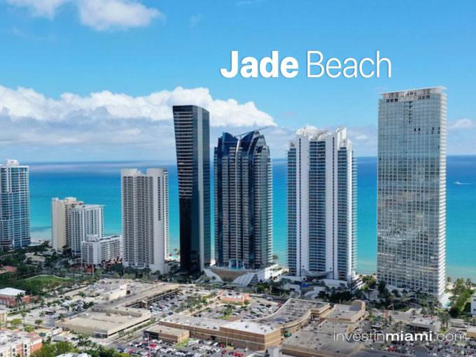 Jade Beach Aerial Ad