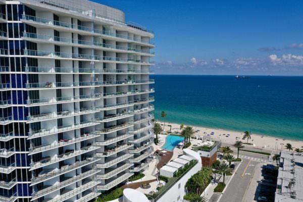 Paramount Fort Lauderdale Ocean view