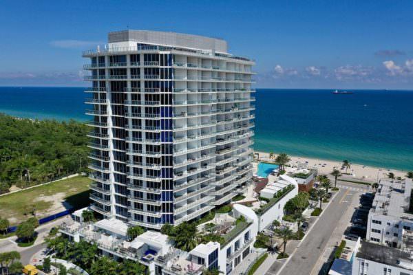 Paramount Fort Lauderdale Ocean view 2