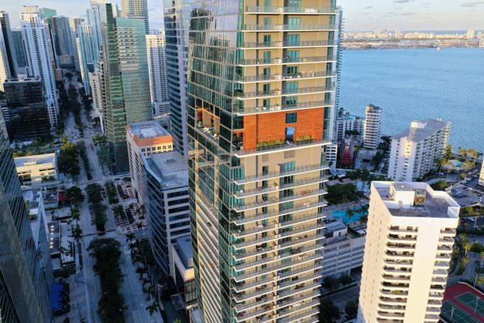 Echo Brickell Amenities Deck 2
