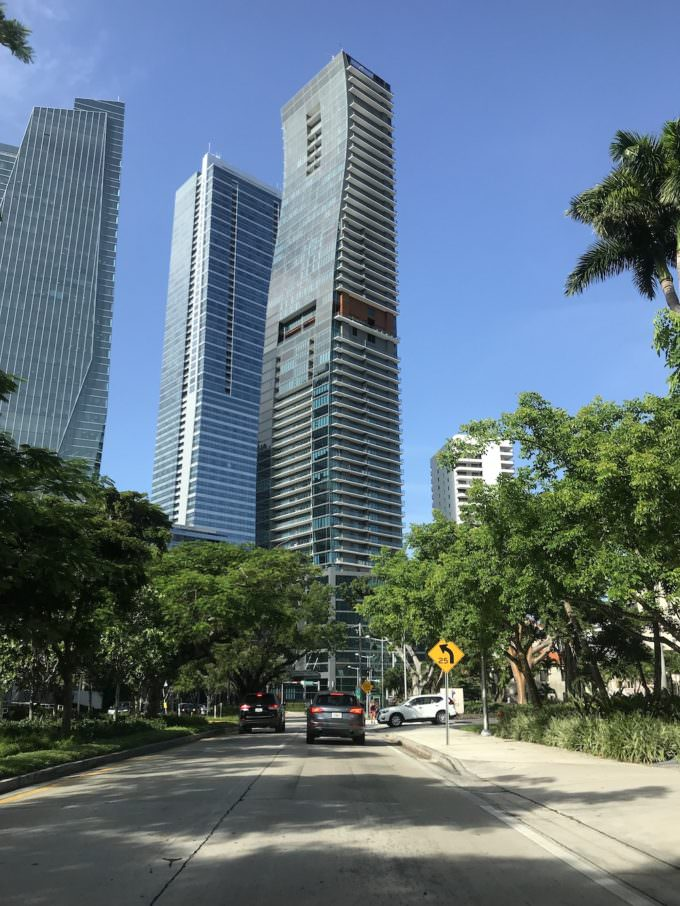 Echo Brickell Tower Street
