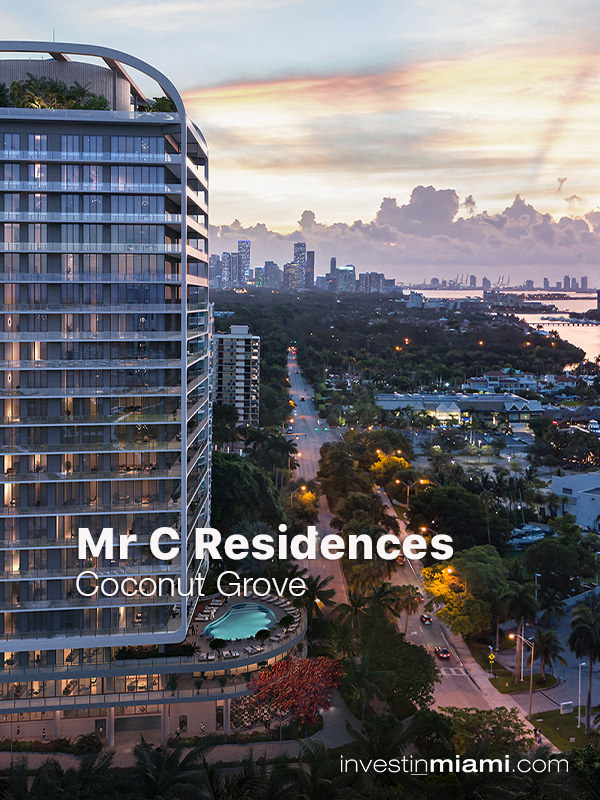 Mr C Residences Ad