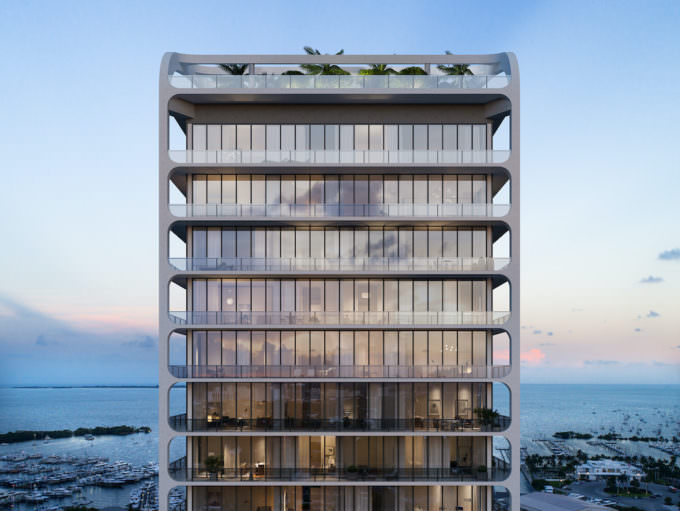 Mr C Residences Penthouses