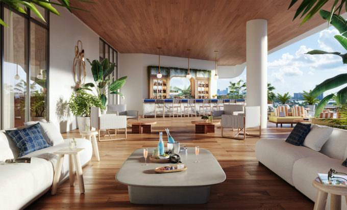 Bellini Pool Bar