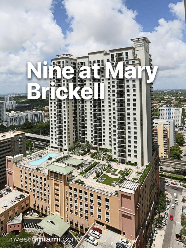 Nine at Mary Brickell Art 100