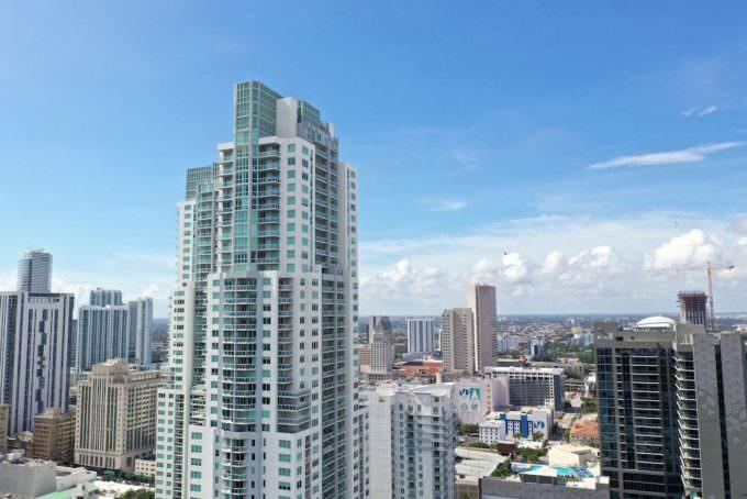 Vizcayne Tower PH levels