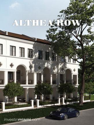 Althea Row