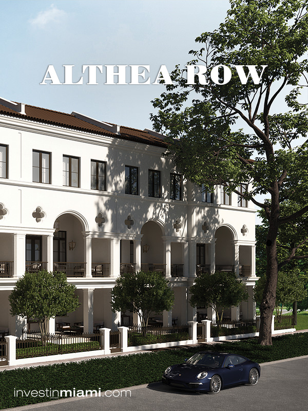 Althea Row