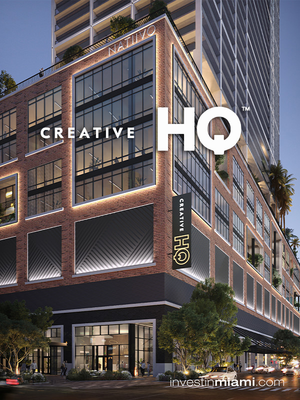 Creative HQ Ad