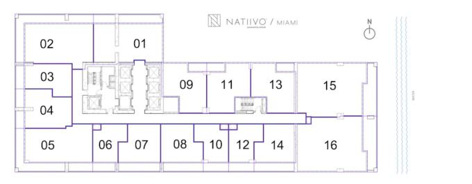 Nativo Key Plan