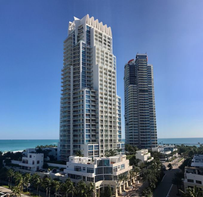 North Tower View