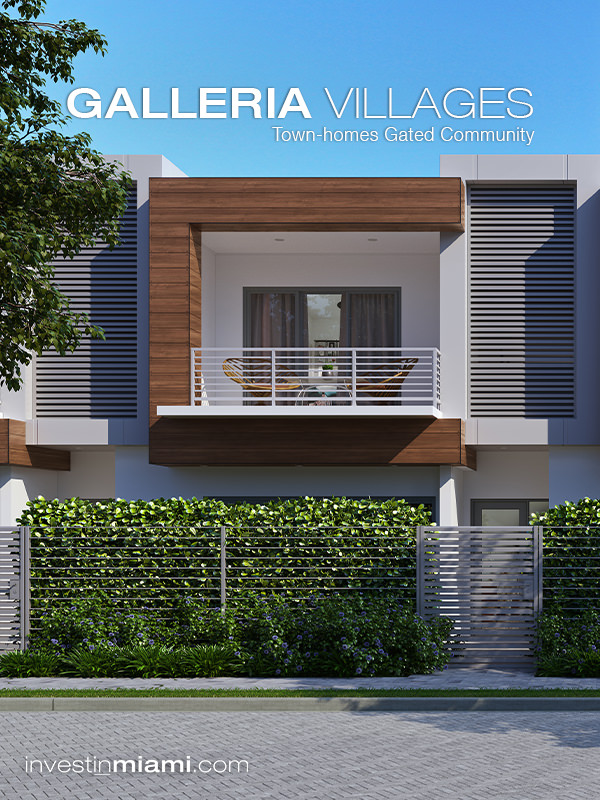 Galleria Villages Ad 1