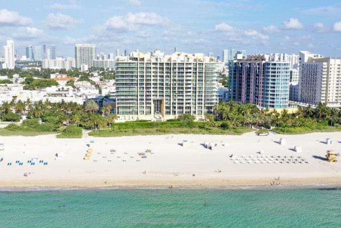 Il Villaggio South Beach Aerial Building 1