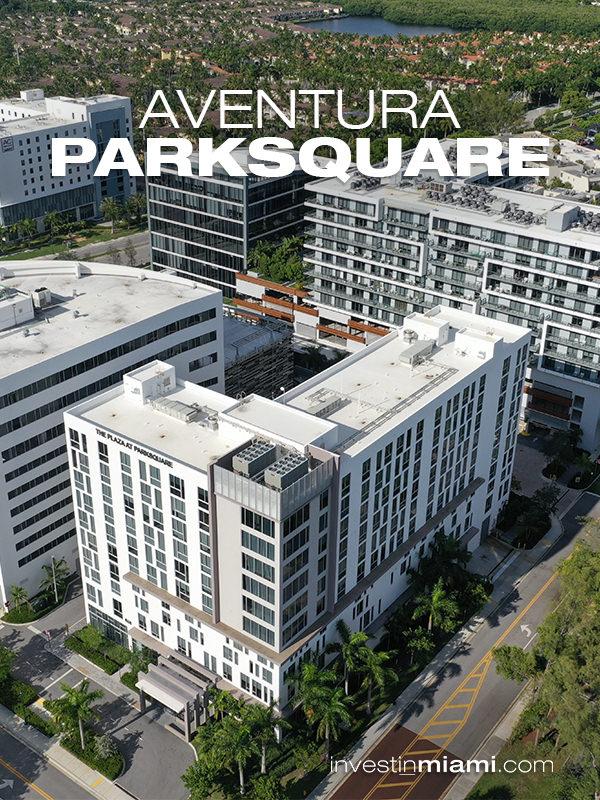 Aventura Parksquare Ad