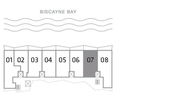 Icon Bay Key Plan