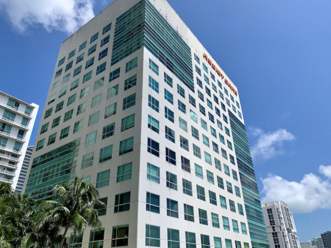 Latitude One Building