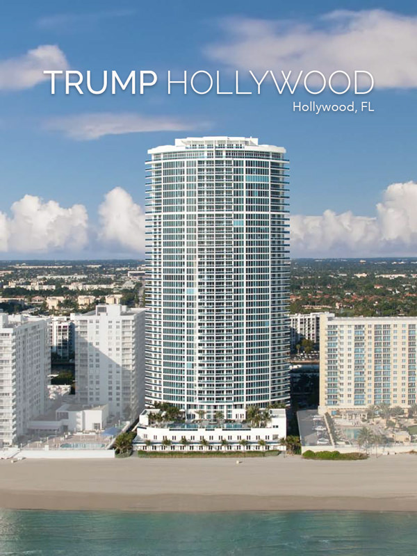 Trump Hollywood Condos for Sale