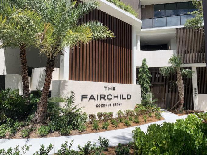 Fairchild Entrance 1