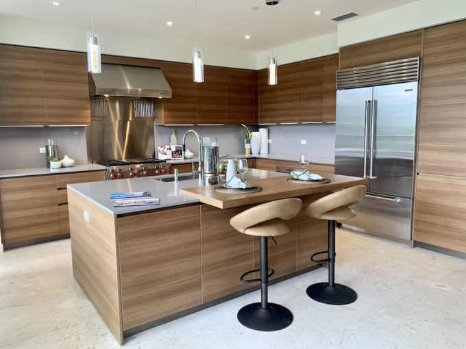 Fairchild Gourmet Kitchen 1