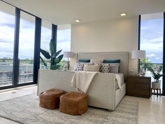 Fairchild Master Bedroom
