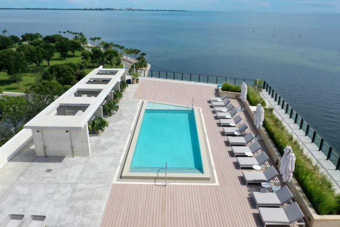Fairchild Pool Deck East