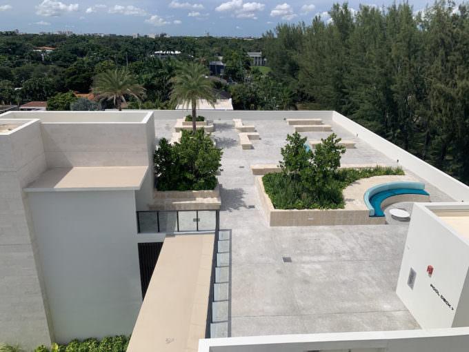 Fairchild Rooftop Meditation Garden