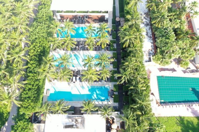Setai Miami Beach Pool