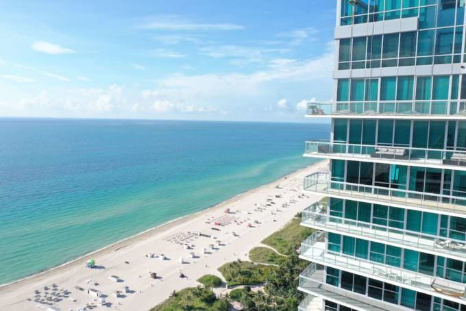 Setai Miami Beach East View 2