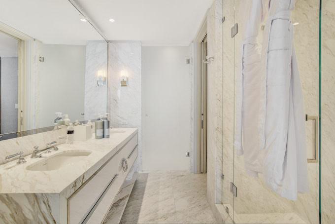 RCSIB Guest Suite Bathroom