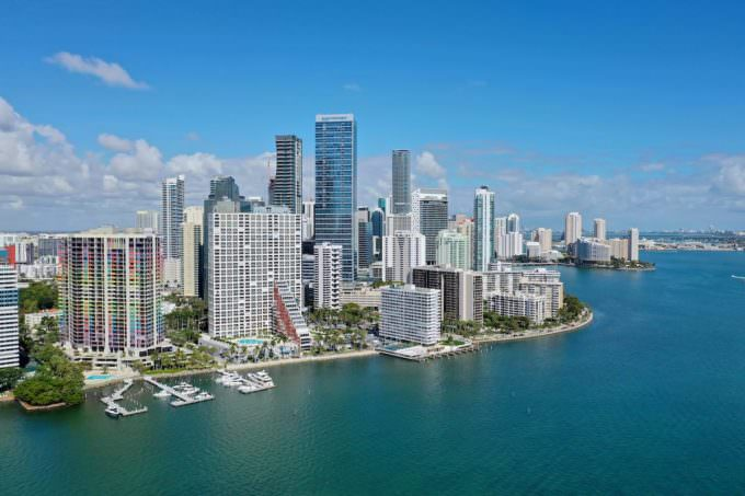 Brickell Financial District Neighborhood