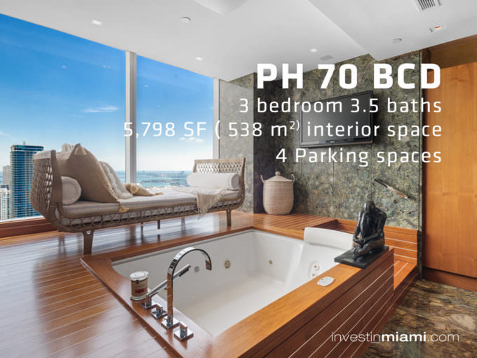 Four Seasons Residences PH 70 BCD