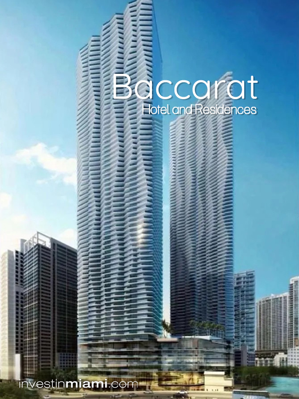 Baccarat Residences Miami Ad