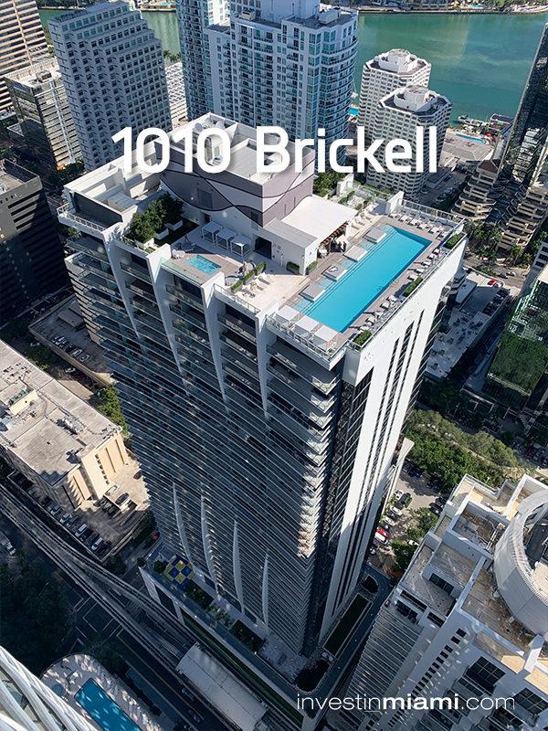 1010 Brickell Building 1