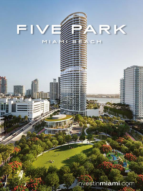 Five Park Building