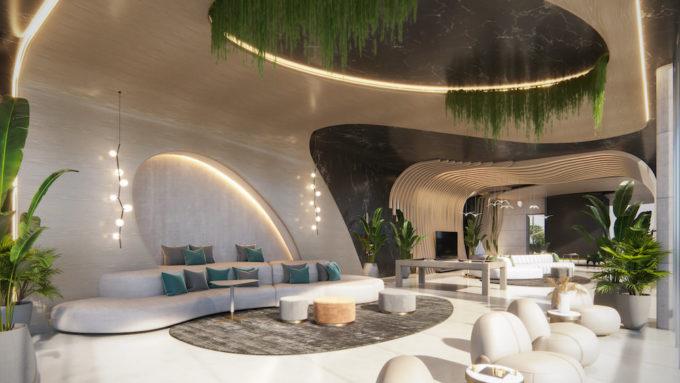 Aria Reserve Sky Lounge 2
