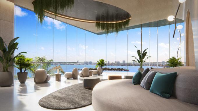 Aria Reserve Sky Lounge 3