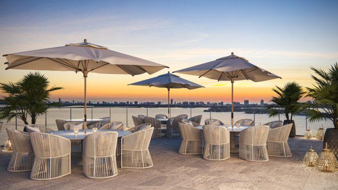 Waterfront Restaurant 1