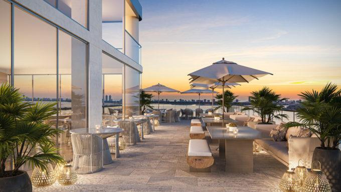 Aria Reserve Waterfront Restaurant