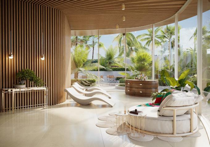 Zen, Relaxing Room