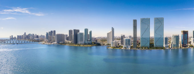 Aria Reserve Miami Skyline