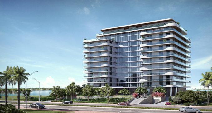 Monaco Yacht Club Residences Building-DayLight